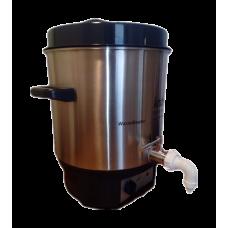 Elektromos lekvárfőző csappal - 27 l